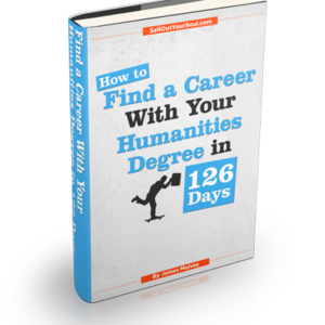 best career book for English majors 2013 
